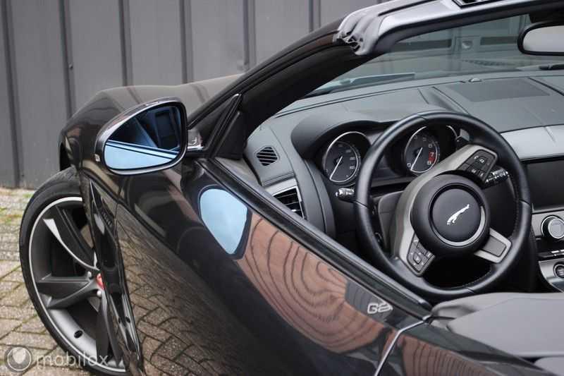 Jaguar F-Type 3.0 V6 Convertible   398 Pk, 500 Nm   Leder   afbeelding 10