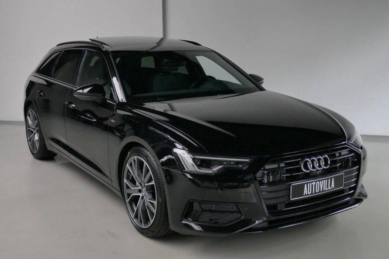 Audi A6 Avant 40 TDI Sport Pro Line S Black edition afbeelding 3