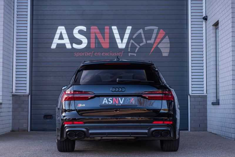 Audi S6 Avant 3.0 TDI Quattro, 350 PK, Luchtvering, S/Supersportstoelen, Luchtvering, Pano/Dak, Top View, B&O, Matrix LED, 2019!! afbeelding 25