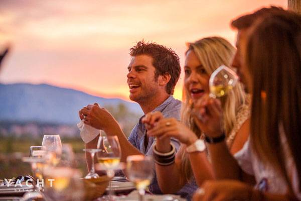Croatia sailing offers the perfect opportunity to drink wine