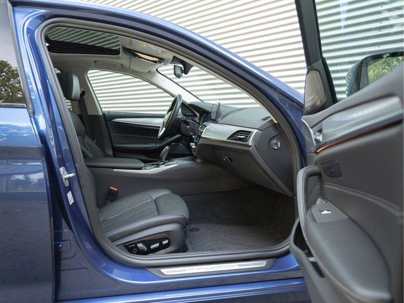BMW 5 Serie ALPINA B5 Bi-Turbo - Sperre - Sport Brakes - Night Vision afbeelding 17