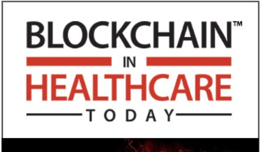 Blockcahin in healthcare today publications