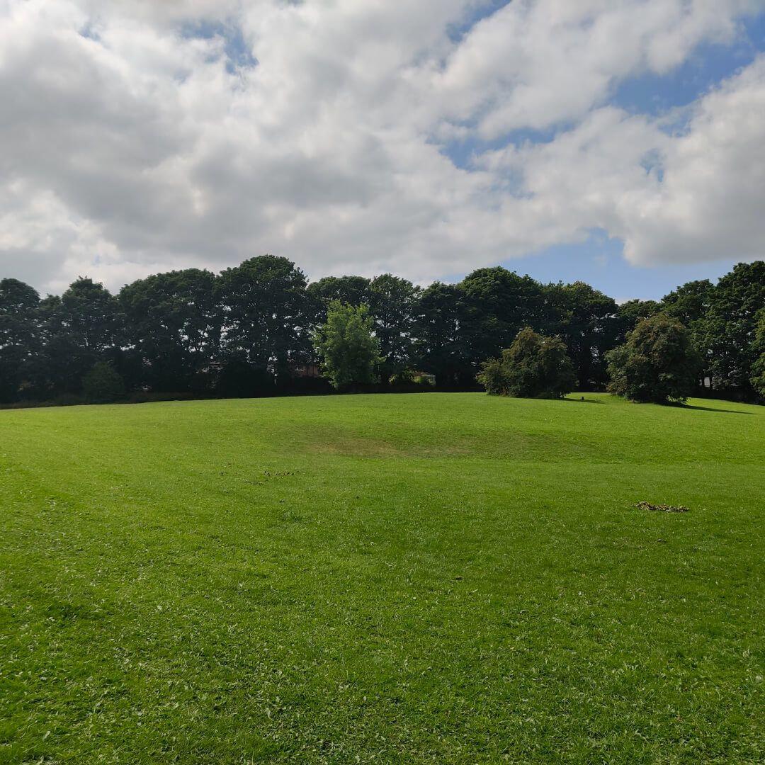 Farsley Recreation Ground field
