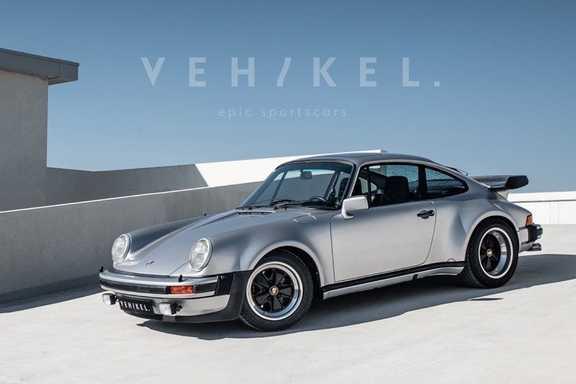 Porsche 911 930 3.3 Turbo Coupé // uitzonderlijk mooie staat //