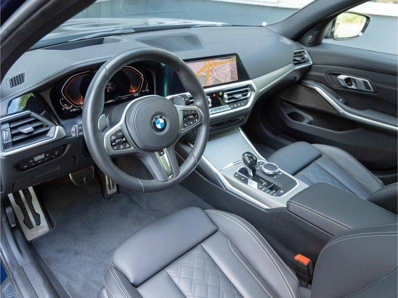 BMW 3 Serie Touring M340i xDrive Individual - Head-up - ACC - Harman Kardon - Panorama afbeelding 11