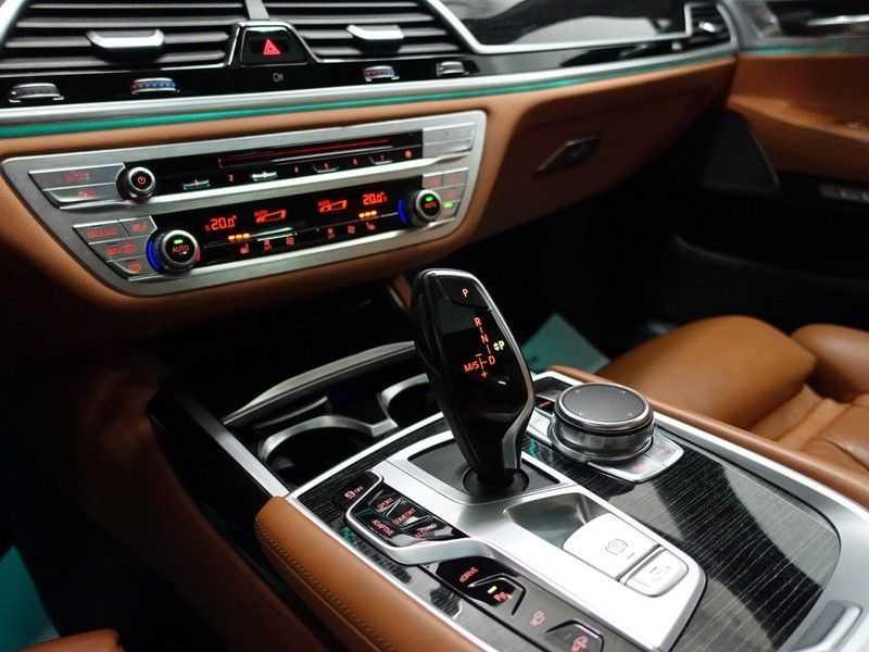BMW 7 Serie 740e iPerformance Individual M-Sport 326pk Aut8- Full options! afbeelding 10