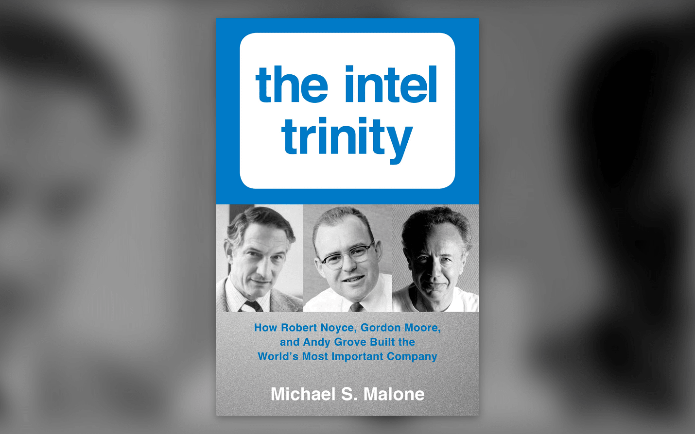 The Intel Trinity book cover