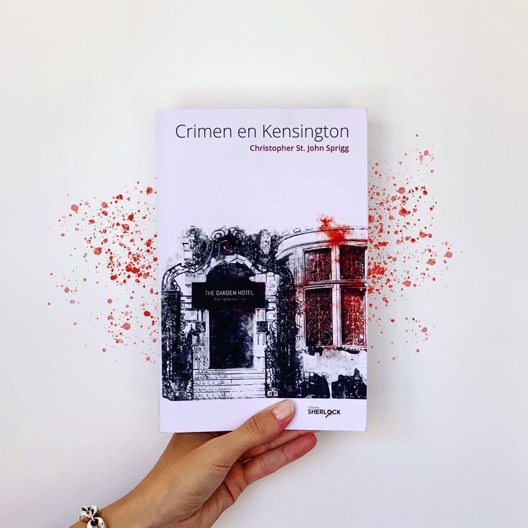 """Imagen de Reseña de """"Crimen en Kesington"""", de Christopher St. John Sprigg"""