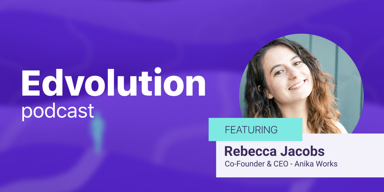 #10 | Rebecca Jacobs: Betting On Yourself, Entrepreneurship, The Dark Side of Non-Profits