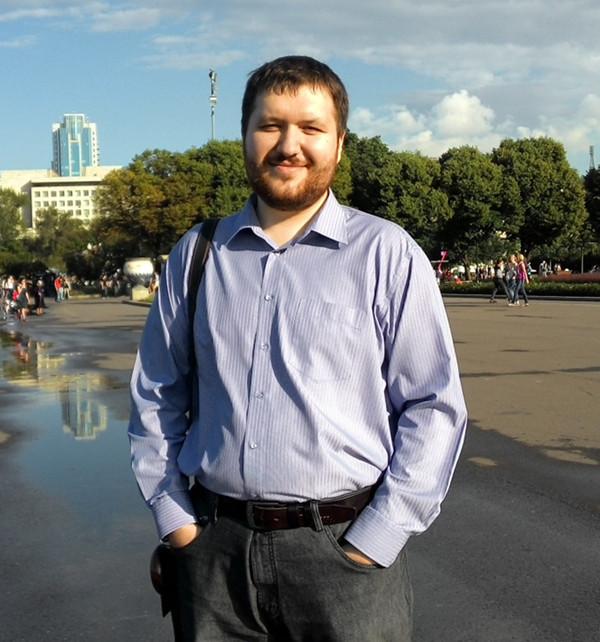 Dmitry Zaytsev