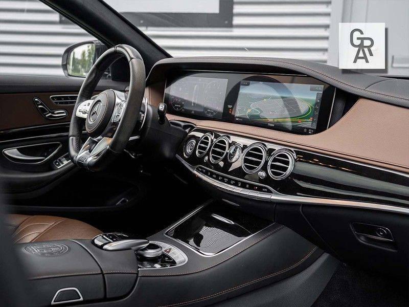 Mercedes-Benz S63-klasse 4Matic Lang 63 AMG 4Matic+ Lang Premium Plus afbeelding 15