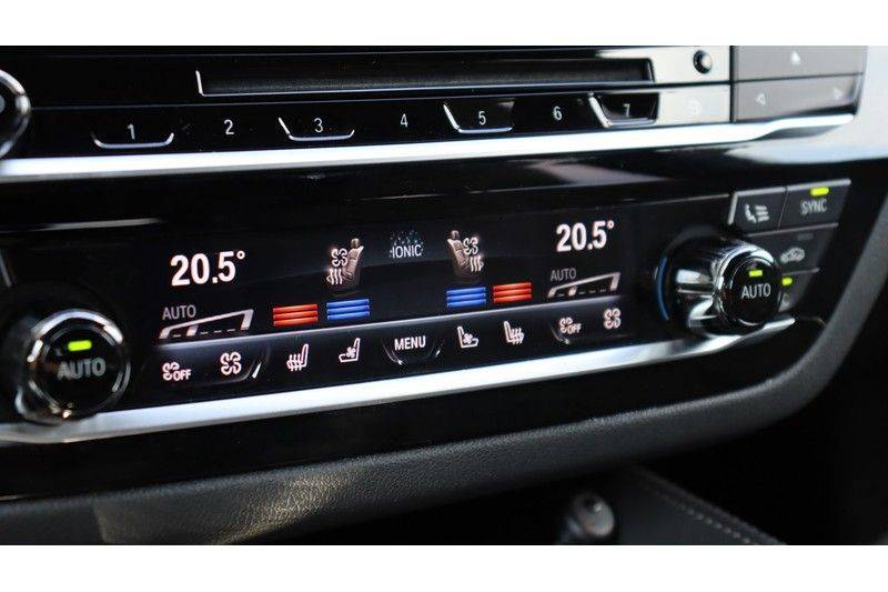 BMW 5 Serie Touring M550d xDrive High Executive Bowers & Wilkins, Head-Up Display, Soft-Close, Stoelventilatie afbeelding 10