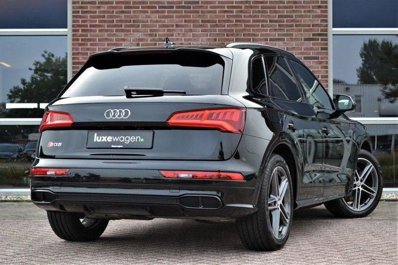 Audi SQ5 3.0 BiTDI 347pk quattro Trekh ACC HUD m-LED Topview Black-Opt afbeelding 2