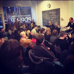Creative Cities Debate - March 15, 2013