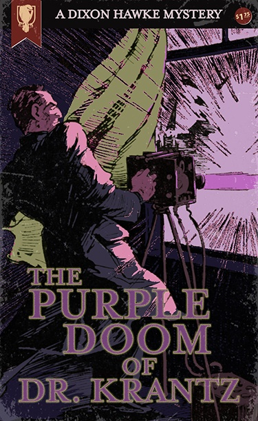 The Purple Doom of Dr. Krantz by