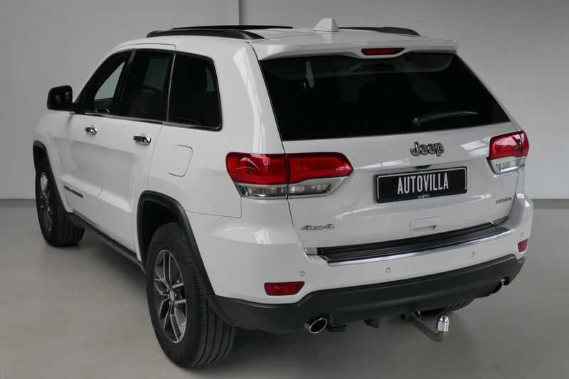 Jeep Grand Cherokee 3.6 Overland LIMITED 4x4 afbeelding 9