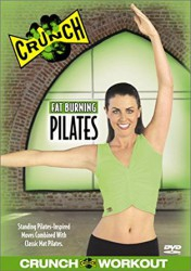 cover Crunch: Fat Burning Pilates