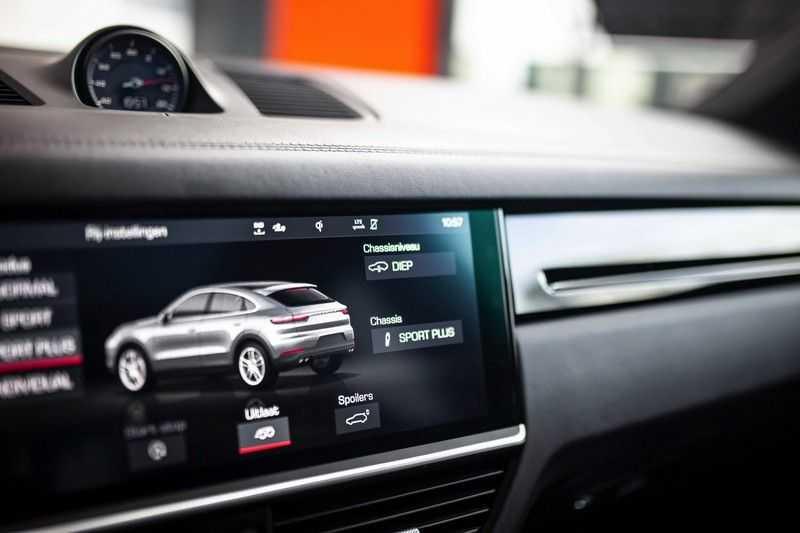 Porsche Cayenne 2.9 S Coupé 12-2020 Sportdesign *BOSE / 4 Wielbesturing / Memory / Sport Chrono / HUD* afbeelding 13