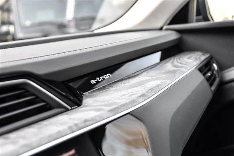Audi e-tron 55 QUATTRO ADVANCED MASSAGE+PANO.DAK NP.126K afbeelding 9