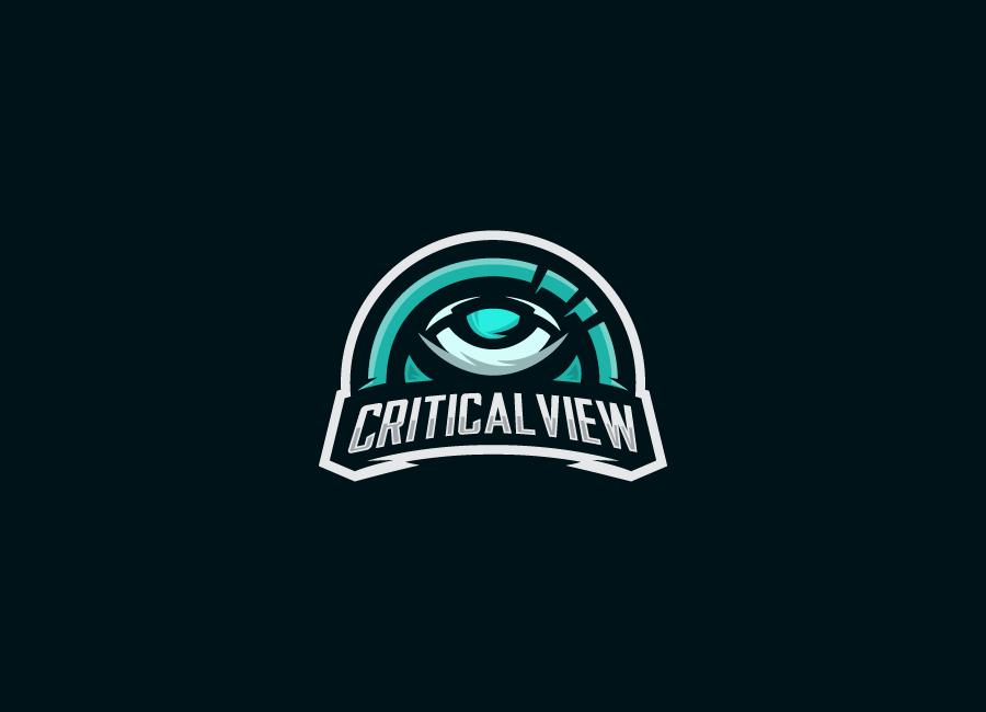 CriticalView personal logo