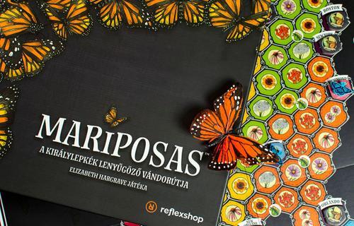 Mariposas – a királylepkék lenyűgöző vándorútja