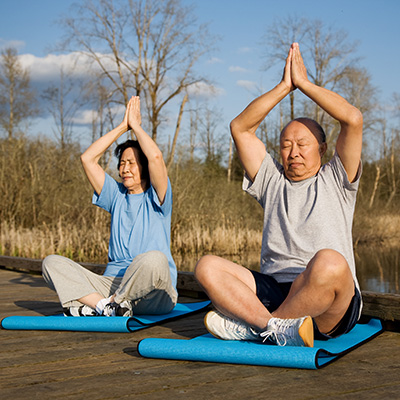 Yoga Therapy for Shoulder, Neck and Back (Online)