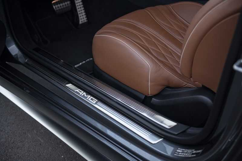 Mercedes-Benz S63 Cabrio 63 AMG 4Matic DISTRONIC + BTW + BURMESTER afbeelding 19