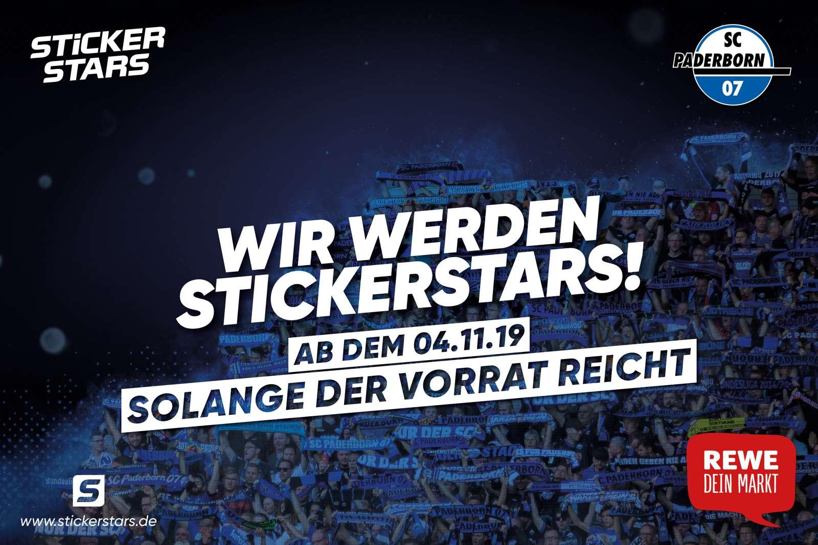SC Paderborn erhält eigenes Vereins-Sammelalbum