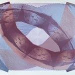 "Loit Joekalda, Estonia. ""Untitled"" 2005. Graphic, 59x84cm"