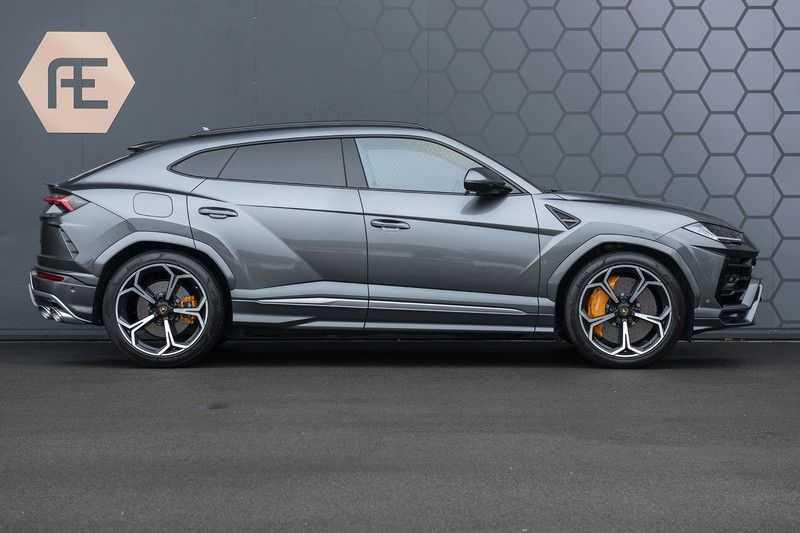 Lamborghini Urus 4.0 V8 Full Adas Package, Annima, Panorama, B&O 3D, ACC, Keramische Remmen, Seat Pack: Massage, Koeling, Verwarming, Stuurwielverwarming, Nachtzicht ass, Head-up, Homelink, afbeelding 12
