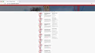 Web Site of Parish of St. Barbara - Vrapče, Zagreb
