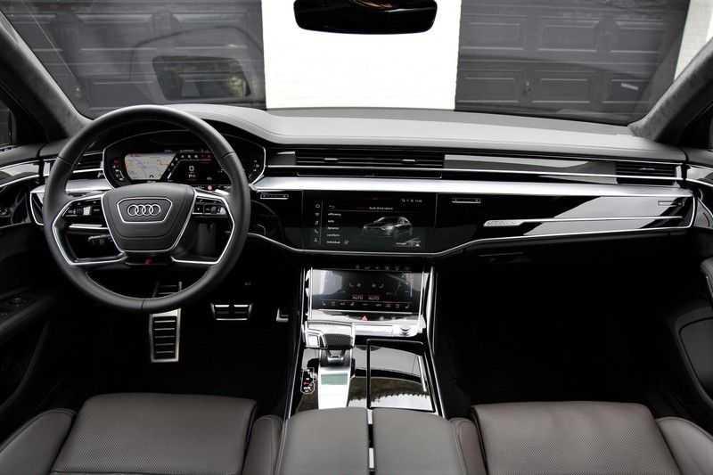 Audi S8 4.0 TFSI KERAMISCHE.REMMEN+B&O+STANDKACHEL afbeelding 10