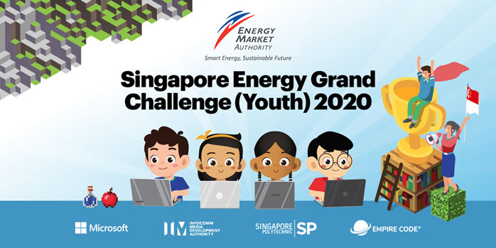 Singapore Energy Grand Challenge (Youth) 2020