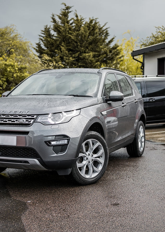 Land Rover Discovery Window Tinting