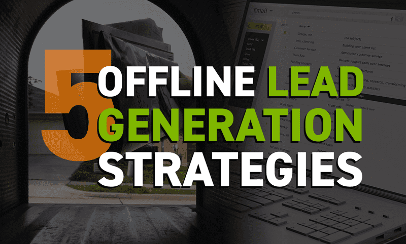 5 lead flow strategies