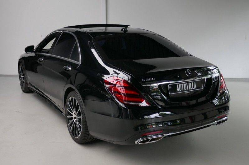 Mercedes-Benz S-Klasse 560 4Matic Lang Premium Plus afbeelding 7