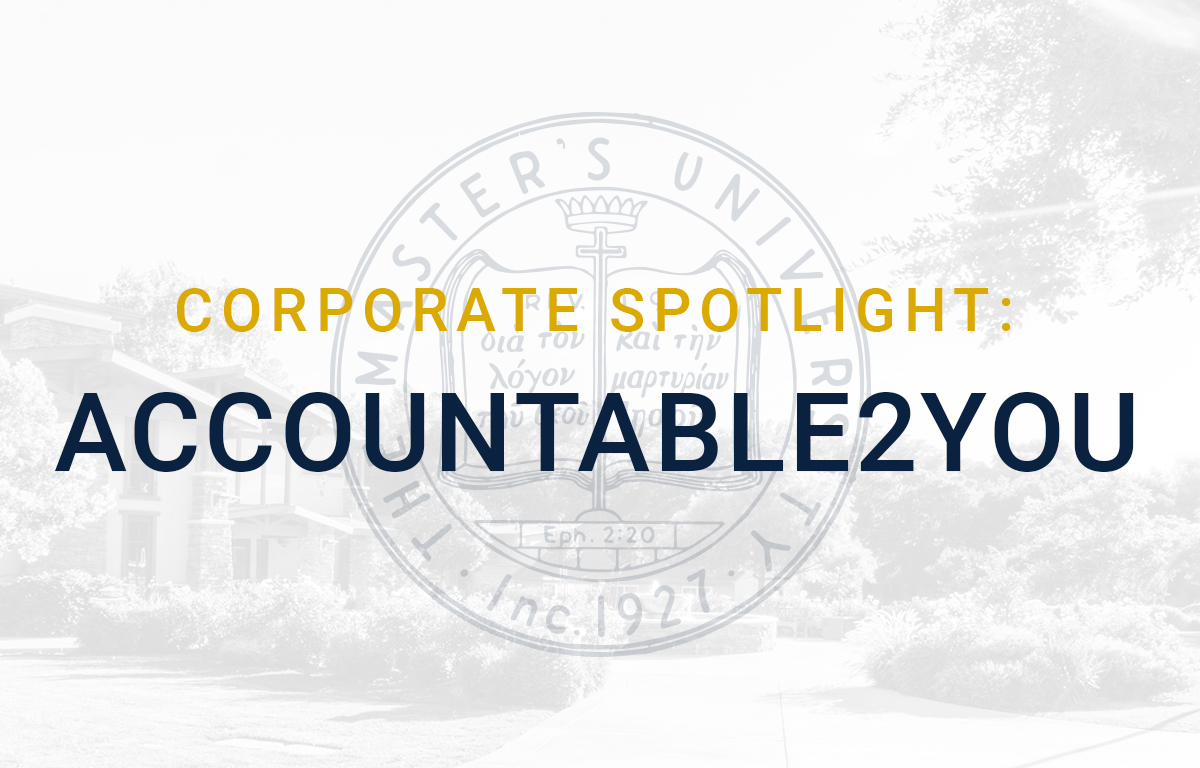 Corporate Spotlight: Accountable2You