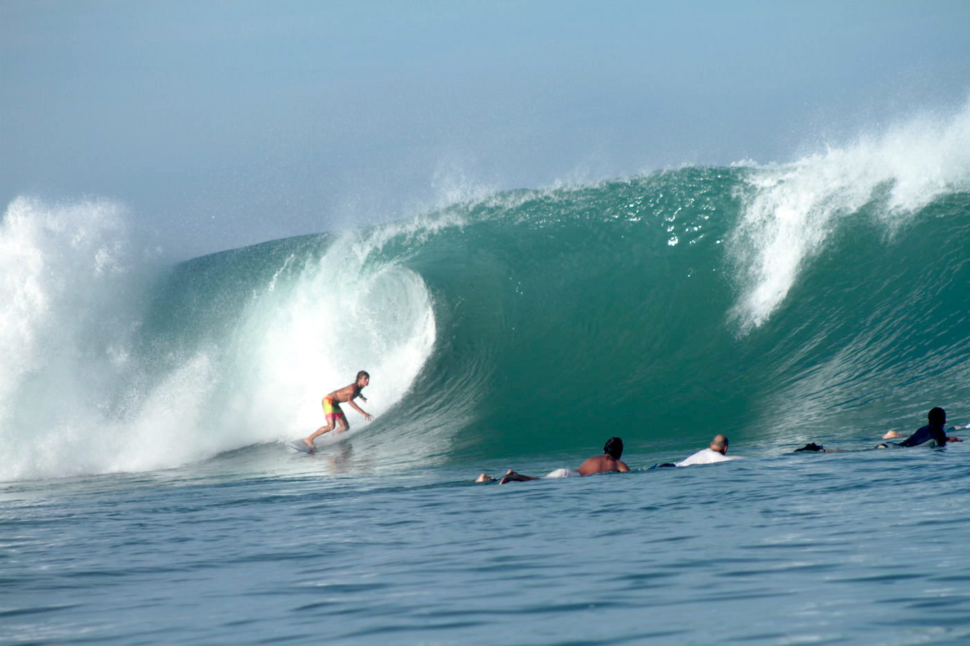 Nusa Dewata Surf Charter Boat Mentawai and Telos Islands Waves