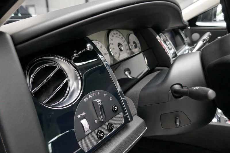 Rolls-Royce Ghost 6.6 V12 Massage-Geventileerde stoelen - DVD entertainment afbeelding 15