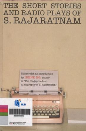 The short stories and radio plays of s rajaratnam image