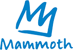 Mammoth Logo in Color
