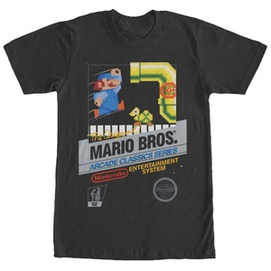 Mario NES MB - T Shirt