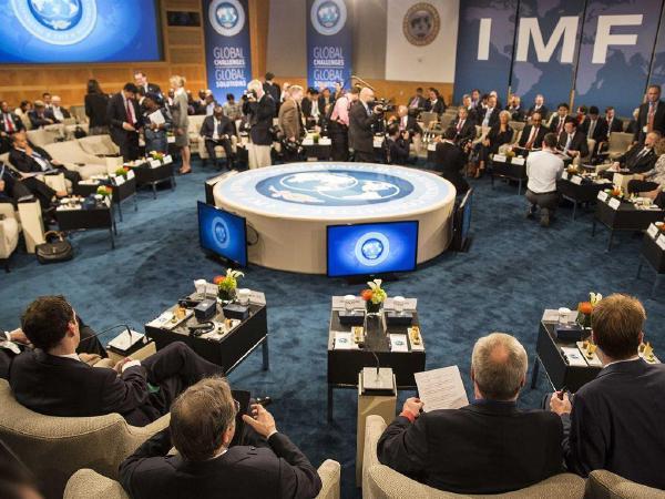 IMF, 세계경제 올 3.4% 성장 예상