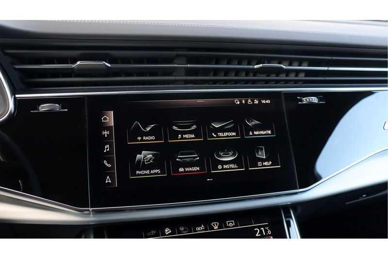 Audi Q7 60 TFSI e quattro Competition BOSE, Panoramakdak, Massage, DAB, Ruitstiksel afbeelding 12