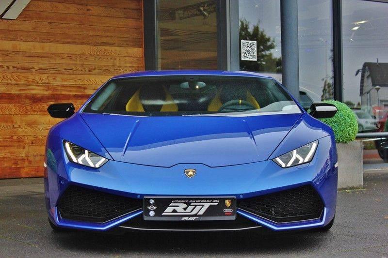Lamborghini Huracan 5.2 V10 LP610-4 **Keramisch/Forged Carbon/Lift/Alcantara** afbeelding 12