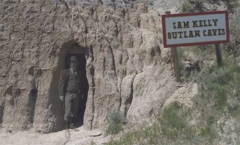 Sam Kelly Outlaw Caves