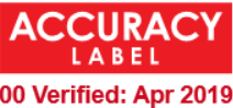 accuracy label