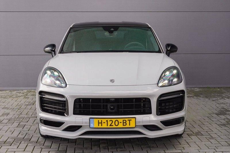 Porsche Cayenne Coupé E-Hybrid 462pk Nieuwprijs: €190.000,- Sportpakket, Techart afbeelding 11