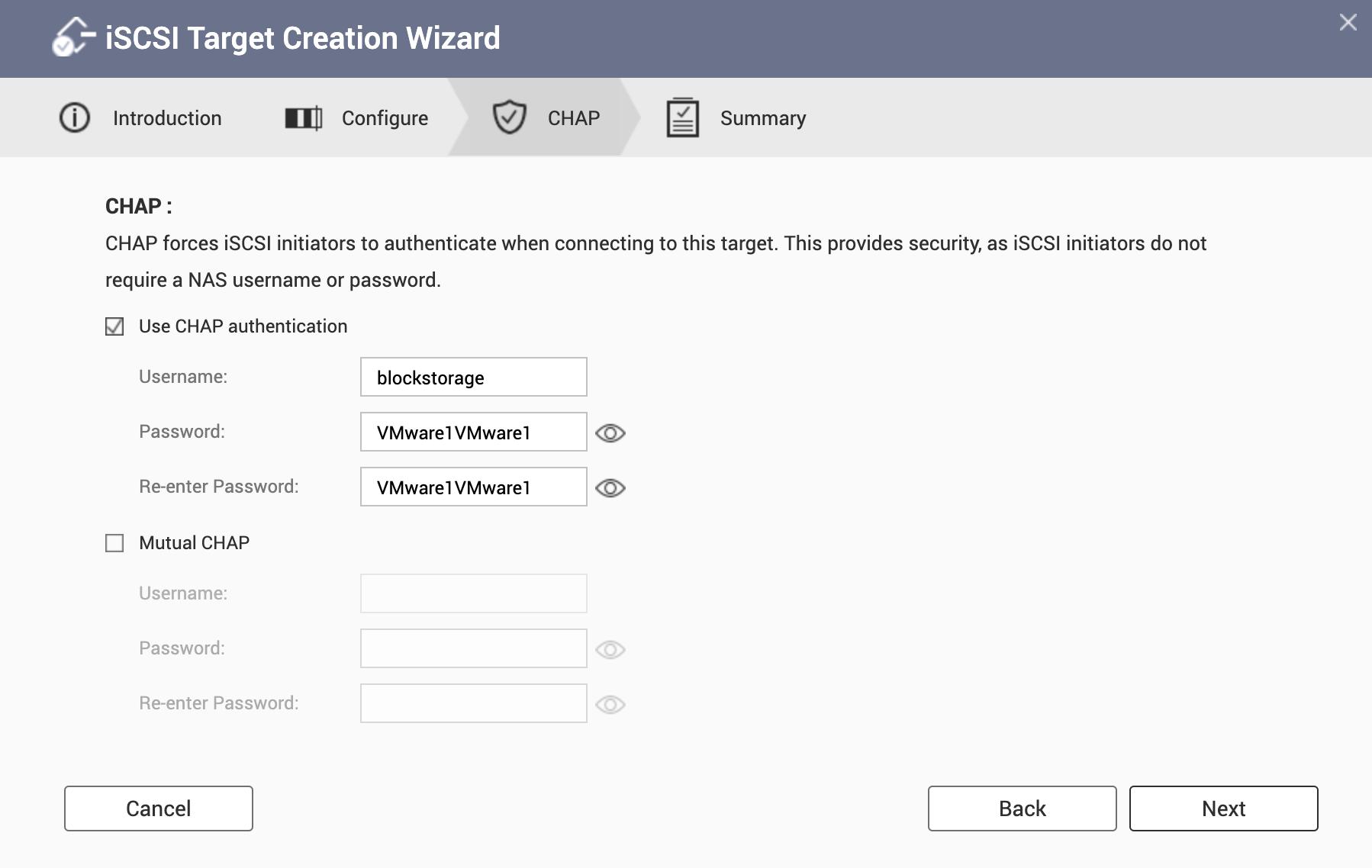 Configure Qnap iSCSI as VMware Datastore - 5