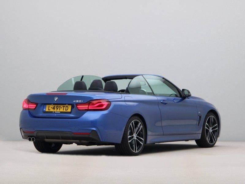 BMW 4 Serie Cabrio 430i High Exe M-Sport afbeelding 5